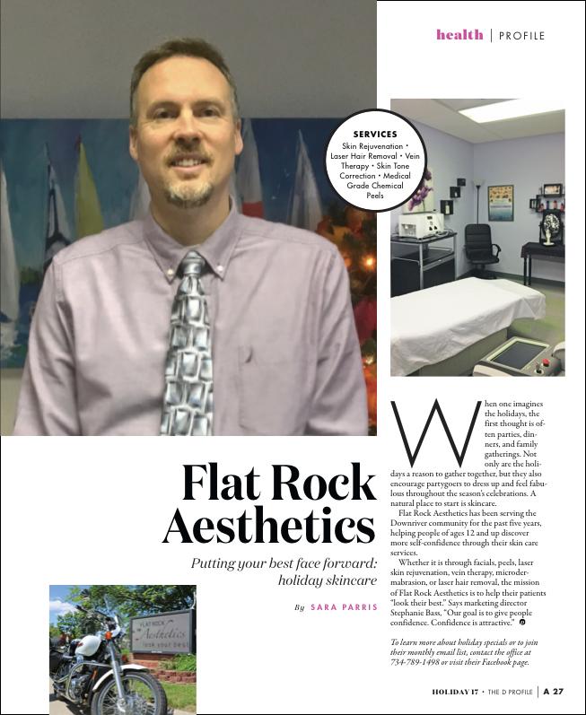 News Flat Rock Aesthetics Flat Rock Aesthetics