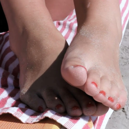 Flat Rock Aesthetics toe-nails